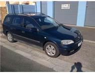 R57 999 - 2002 OPEL ASTRA STATION WAGON 1.8iCD(FULL HOUSE)