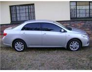 2008 Toyota Corolla 1.6 advanced