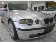 BMW E46 318ti AUTOMATIC