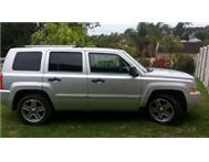 Jeep Patriot 2.4L CVT