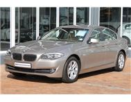 BMW - 520d (F10) Steptronic