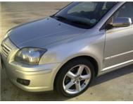 toyota avensis 2.2 d4d 6speed