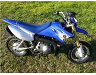 SUZUKI TTR 50 FOR SALE - R5900 - GREAT KIDS BIKE