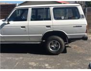 Spotless landcruiser to swop or sell