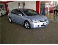2007 HONDA CIVIC 1.8 VXI MAN