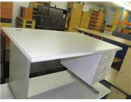 Grey desk with Drawers Pinetown