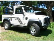 Beautiful landrover bakkie for sale