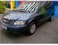 2003 CHRYSLER GRAND VOYAGER 3.3 SE AUTOMATIC -LADY DRIVEN