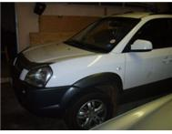hyundai tucson 2008 2.0litre price negotiable
