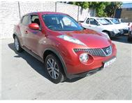 Nissan - Juke 1.6 DIG-T Tekna (Leather)