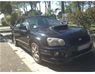 2004 SUBARU IMPREZA 2.5 RS (M) AWD :: FOR SALE