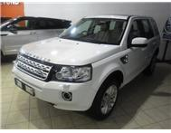 Land Rover - Freelander II 2.2 SD4 SE Auto