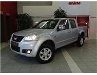 2013 GWM STEED 5 2.0VGT DOUBLE CAB (4X4)