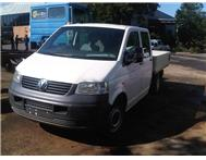 VW Transporter TDI 2008
