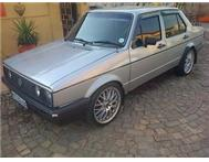 VW FOX SPORTY LOOK