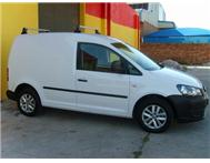 2013 VOLKSWAGEN CADDY Panel van 2.0 TDi 81KW