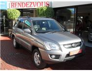 2010 Kia Sportage 2.0 Manual