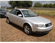 2002 AUDI A4 2.0 MULTITRONIC