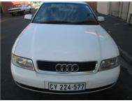 2000 AUDI A4 2.4 FULLHOUSE IN MINT CONDITION A MUST SEE