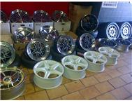 All rims @ marked down prices @ resolution tyres