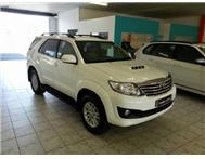 2012 TOYOTA FORTUNER 3.0 D4D Auto 4x2 ( New Spec)