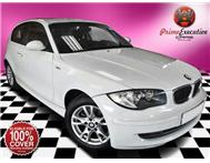2008 BMW 1 SERIES 120i E87 3dr