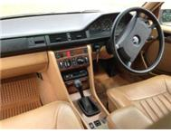 MERCEDES-BENZ 300D (W124) VERY ECONOMICAL EVERYDAY CLASSIC