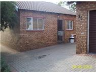 2 Bedroom Apartment / flat to rent in Witbank