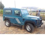 Land Rover Defender 90 Td5 Parts