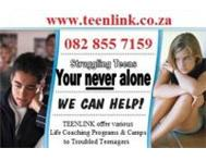 TEENLINK Support for Troubled Teens Johannesburg