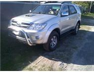 Rent to own:TOYOTA FORTUNER INSTALLMENTS of R11000pmX36mnths