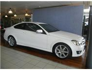 2013 MERCEDES-BENZ C-CLASS C180 1.6 BE COUPE