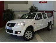 2012 GWM STEED 5 2.4i DOUBLE CAB (4X2)