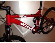 Full Suspension Schwinn 405 Elite Mountain Bike