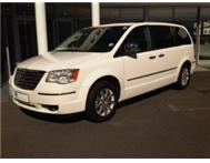 11 CHRYSLER GRAND VOYAGER 3.8 LIMITED A/T