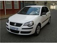 2008 VW POLO PLAYER 1.4i ENGINE WHITE COLOR