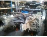350Z 2006 CABRIOLET STRIPPING FOR SPARES/ Cape Town