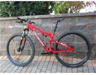 Specialized 29er Mountain Bike