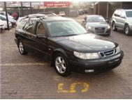 2001 - SAAB - 9 5 AERO WAGON 2.3TS A/T - R39 900 (Runs Good!!!!)