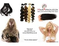Micro Ring Real Hair Wigs Extensions