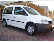 VW CADDY KOMBI 1.9 TDI TREND FOR SALE R 83000