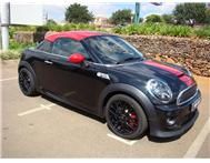 Mini - Cooper S Mark III Facelift (155 kW) JCW Coupe
