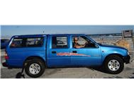 Beautiful Isuzu KB 250 diesel double cab