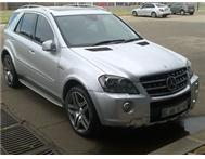 2011 Mercedes-Benz ML63 AMG (FinalEdition)