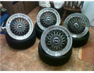 17 gun metal grey bbs for swap