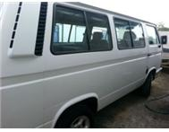VW Caravelle with Aircon and PowerSteering