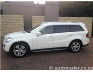 2011 MERCEDES-BENZ GL-CLASS GL350 CDI BlueEFFICIENCY 5dr Tip Auto