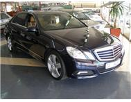 2010 Mercedes Benz E 300 Avenguard in immaculate condition