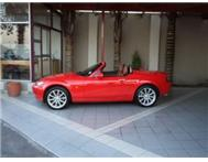 2008 Mazda MX5 Roadster Coupe