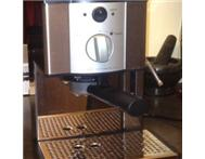 BREVILLE COFFEE/ESPRESSO MACHINE